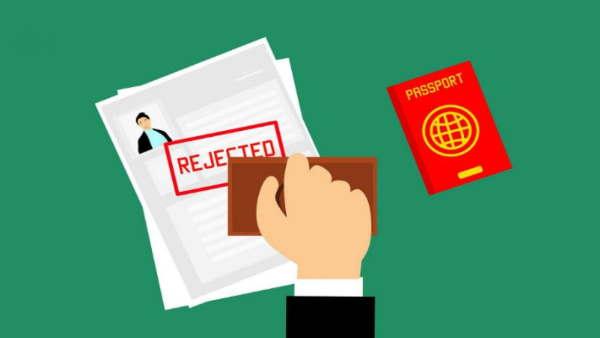 12 دلیل برای ردی ویزای شنگن